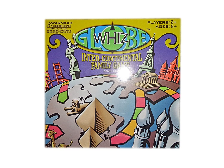 Globe Whiz Inter-Continental Family Board Game Etiquette And Protocol