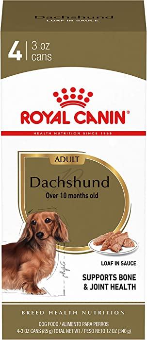 Top 10 Royal Canin Dog Food For Dachshunds