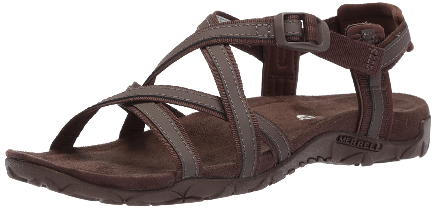 Merrell Women's Terran Ari Lattice Sport Sandal B072Q135KY 10 B(M) US|Bracken