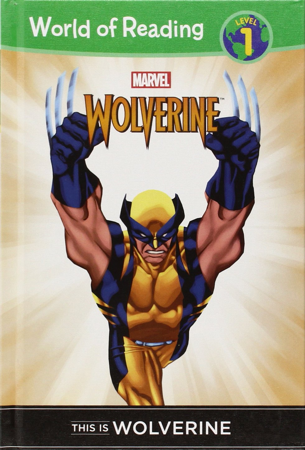Download This Is Wolverine (World of Reading, Level 1) PDF