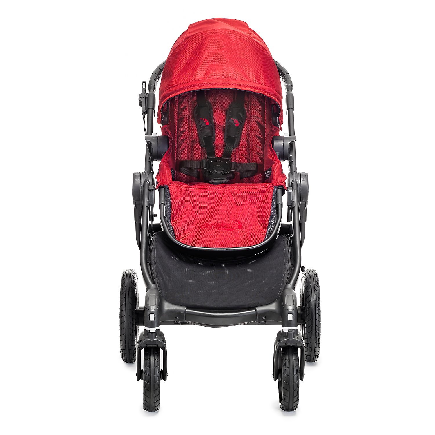 Baby Stroller with 16 Ways to Ride Baby Jogger City Select Double Stroller Quick Fold Stroller Jet Included Second Seat