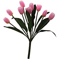 Fourwalls Beautiful Artificial Tulip Flower Bunch for home decor