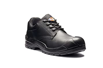 Botas de seguridad Dickies fa9008 BK 3 Trenton, piel, tamaño 3, color negro