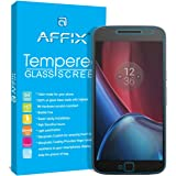Affix Premium Tempered Glass For Motorola Moto G Plus 4th Gen. (Motorola Moto G4 Plus)