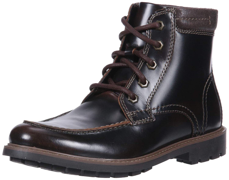 CLARKS Men's Curington High Chukka Boot