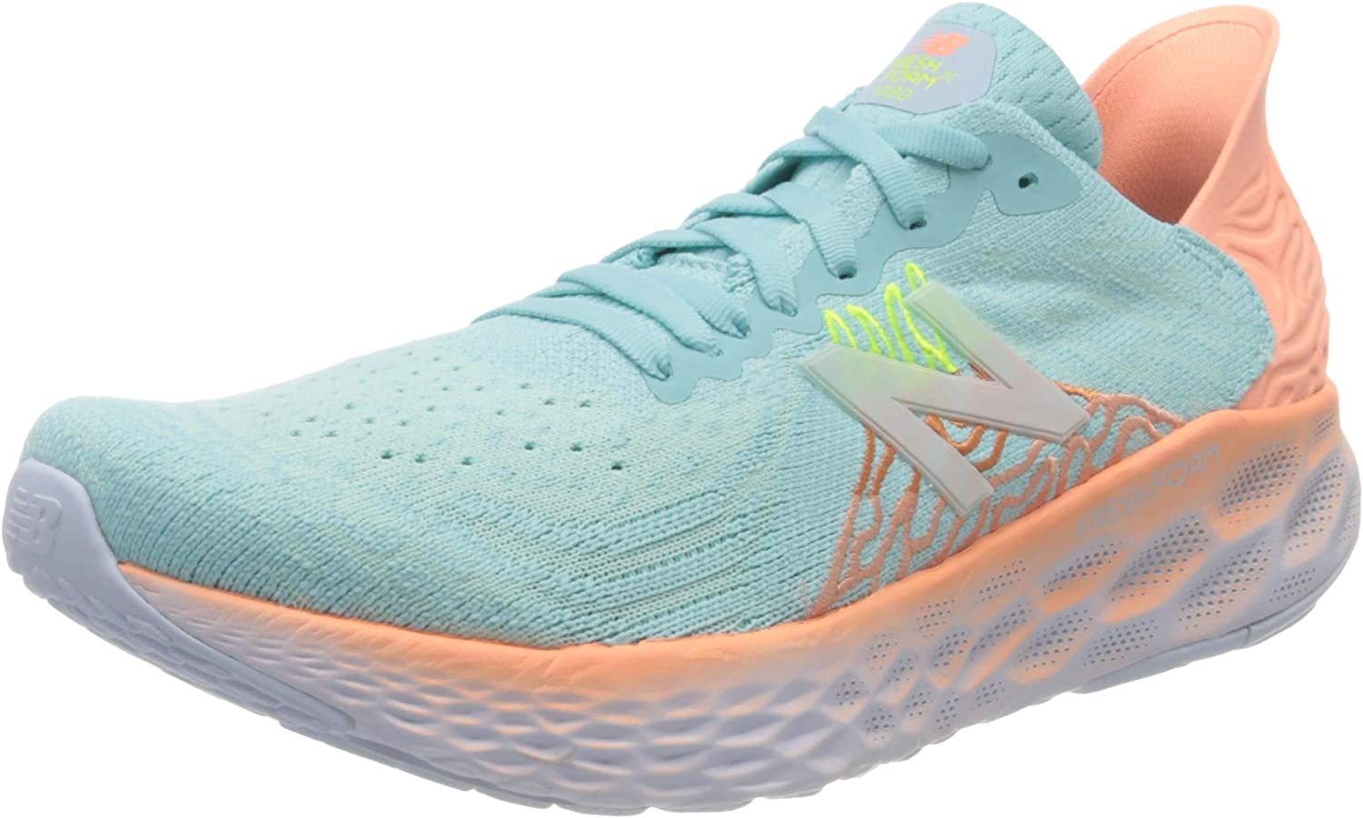 New Balance Women s 1080v10 Fresh Foam Running Shoe