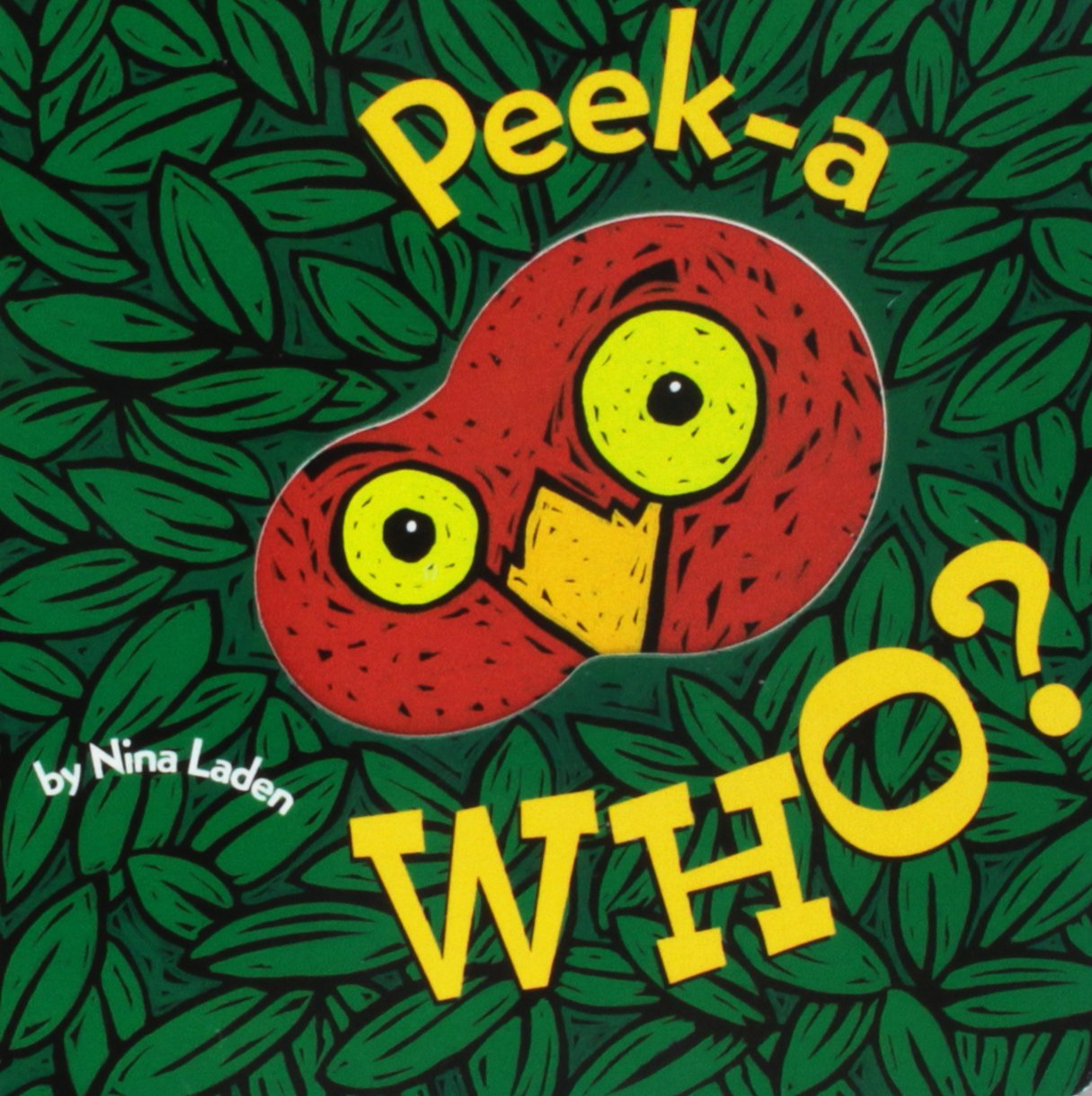 Download Peek-A Who? pdf epub
