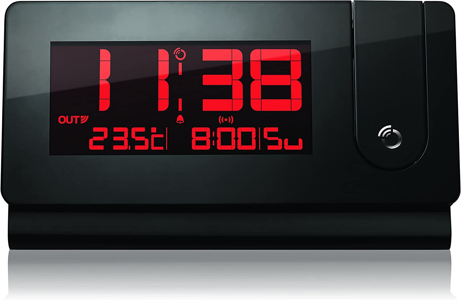 Oregon Scientific RMR391P - Reloj proyector despertador con ...