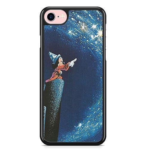 Coque iPhone 5 et 5S et SE Mickey sorcier disney: Amazon.fr: Handmade