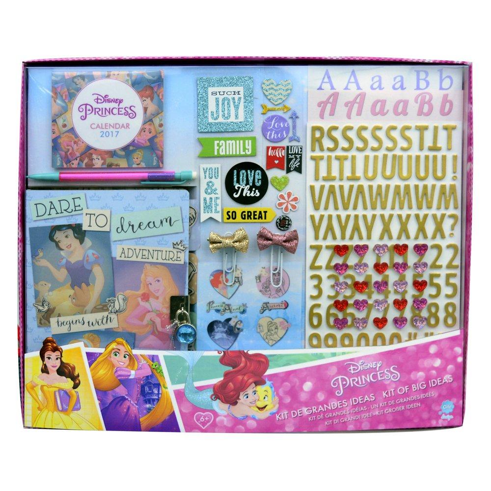 Cife Spain 41101 Disney Princesas Kit Grandes Ideas