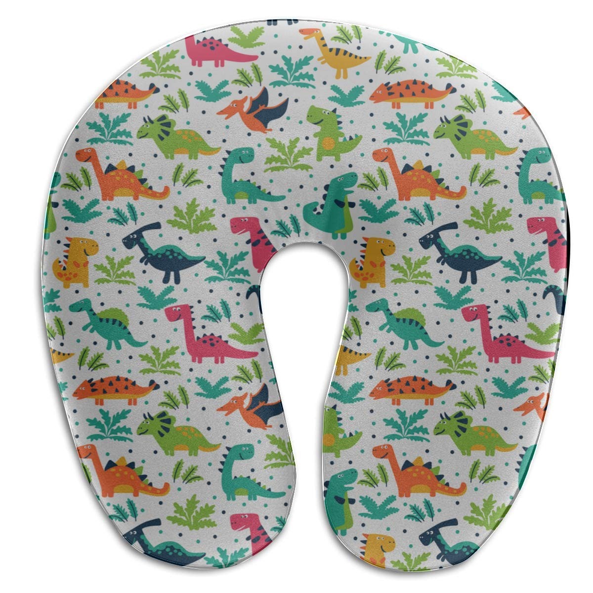Child Dinosaur Travel Pillow