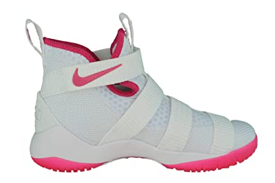 7e485f248a7 James Lebron Soldier XI Kay Yow Breast Cancer Awareness Youth New Authentic  (3.5 Y)