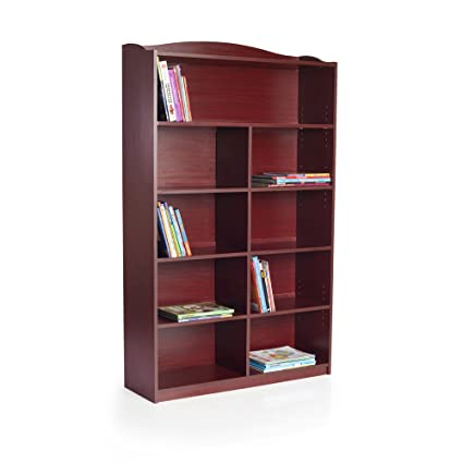 Charmant Guidecraft 9 Shelf Bookcase   Adjustable Shelves, Home U0026 Office Organizer  Furniture, Book Display