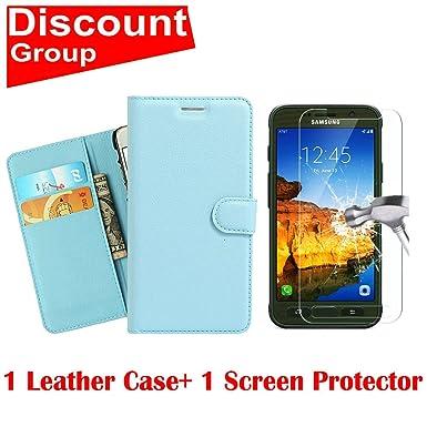premium selection d6cdb f9647 eBuyLife] Samsung Galaxy S7 Active Wallet Case, Leather Case, Flip ...