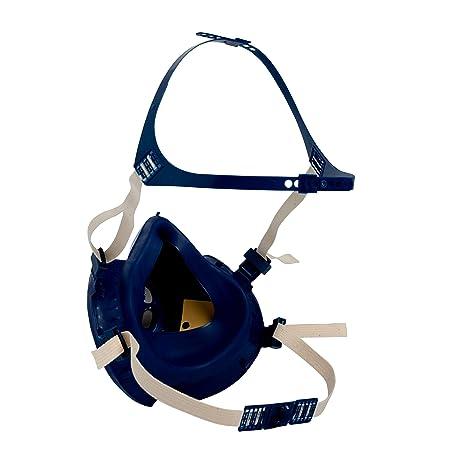 3M 4251 - Máscara sin mantenimiento con filtros FFA1P2R D (1 ...