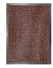 TrendMakers Barrier Mats - Heavy Duty, Non Slip Backing - 3 Colours- Indoor/Outdoor (Grey)