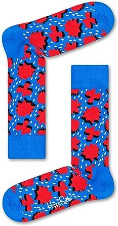 Happy Socks Men's Comic Relief Sock