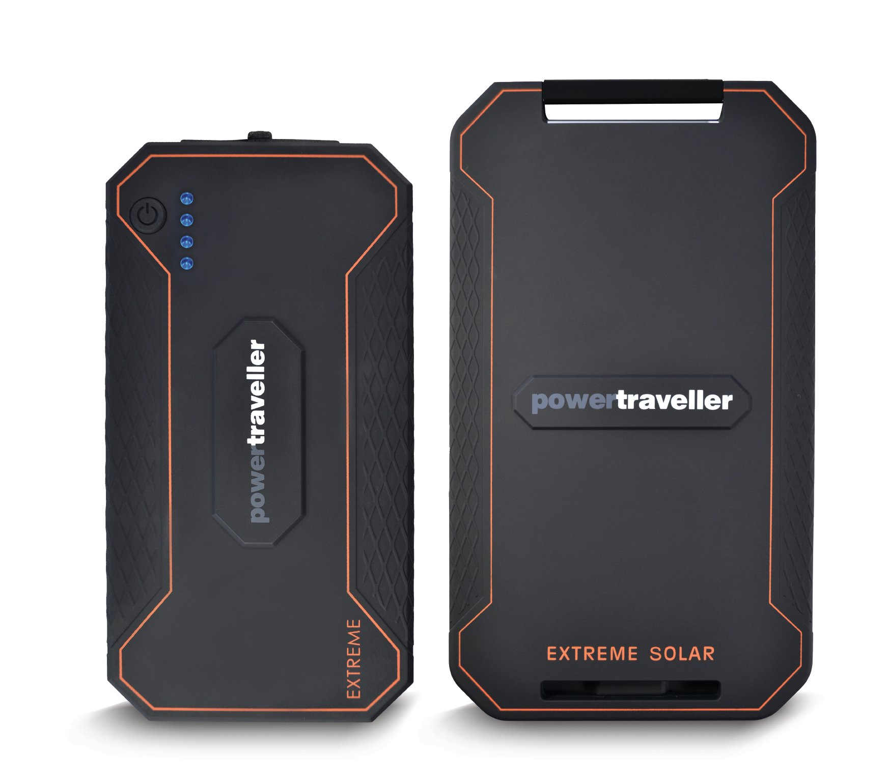 Powertraveller Extreme New, Black by Powertraveller