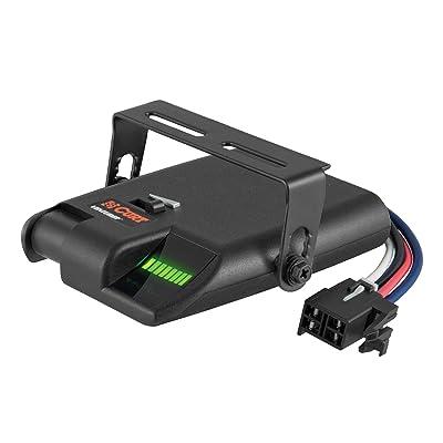 CURT 51110 Venturer Electric Trailer Brake Controller, Time-Delay: Automotive