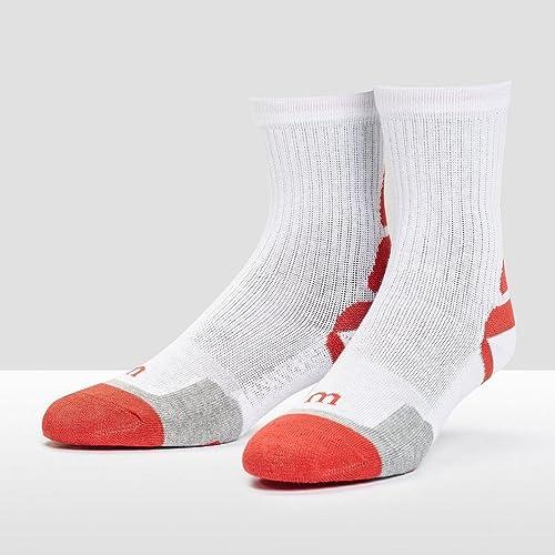 Wilson Professional Crew Jrs 2Pr Calcetines, Niños, Blanco/Negro, U: Amazon.es: Zapatos y complementos