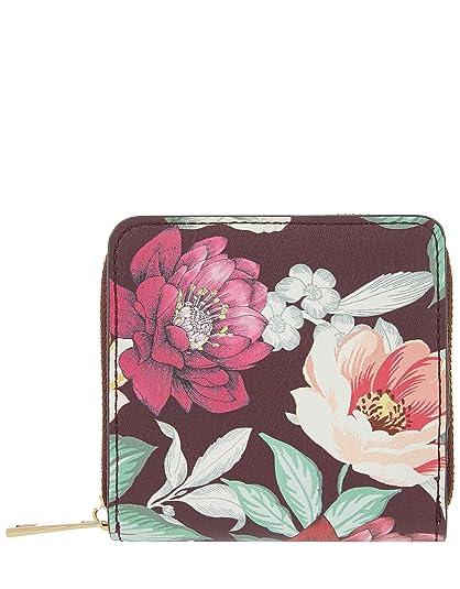 Accessorize - Cartera para mujer de Sintético Mujer, Multicolor (multicolor), talla única: Amazon.es: Zapatos y complementos
