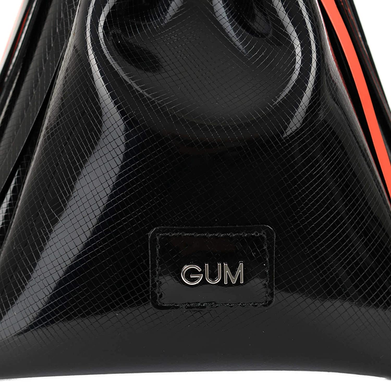 GUM Borsa Donna BS-3600T-FR-STR PESD 10305 Variante Black