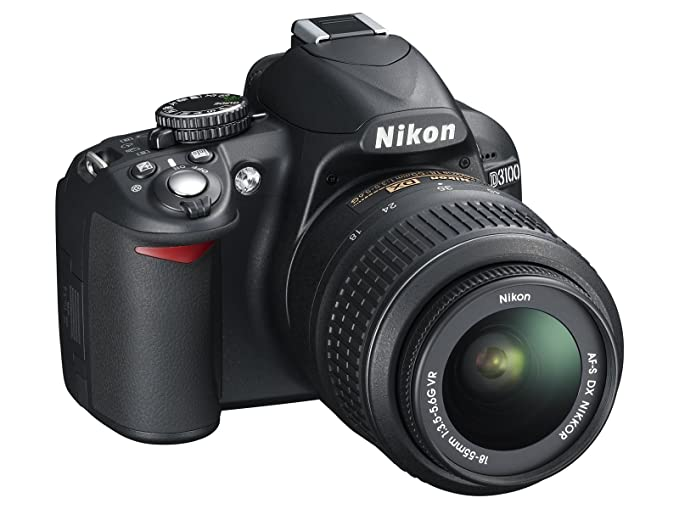 amazon com nikon d3100 dslr camera with 18 55mm vr 55 200mm zoom rh amazon com nikon d5100 manual sk Nikon D5100 Photo Gallery