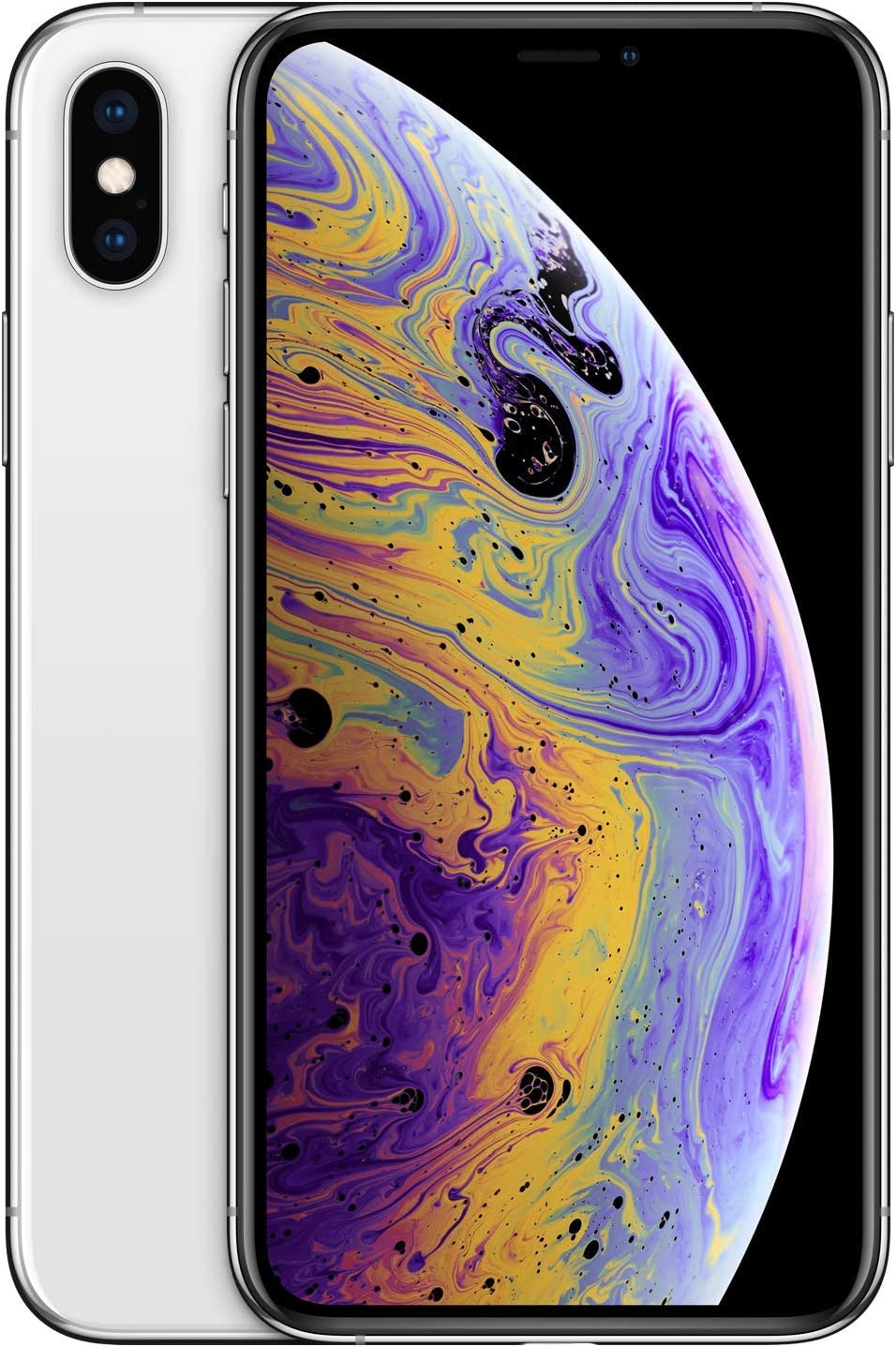 Apple iPhone XS (de 256GB) - Plata