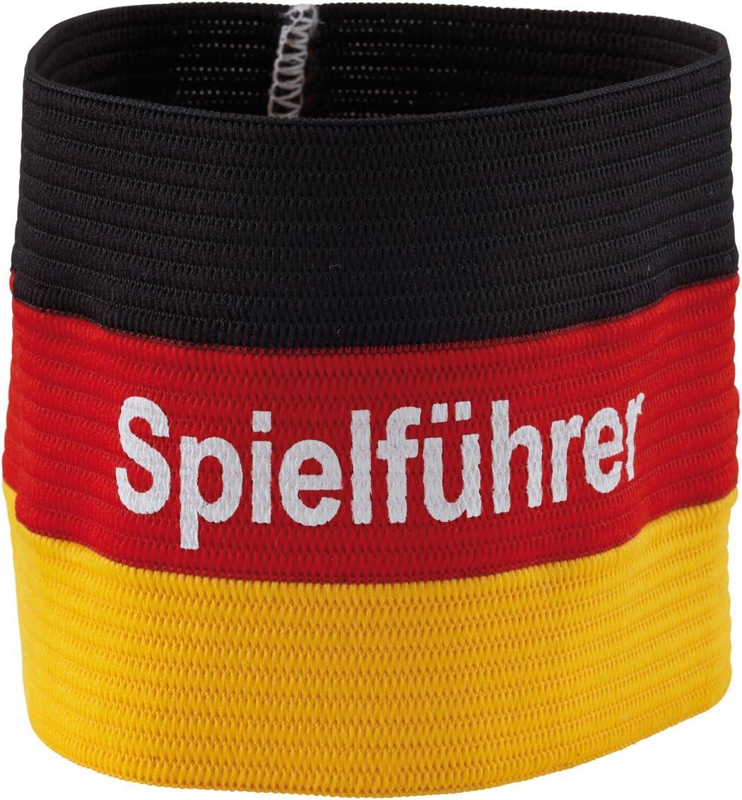 Derbystar - Brazalete de capitán de fútbol, texto en alemán