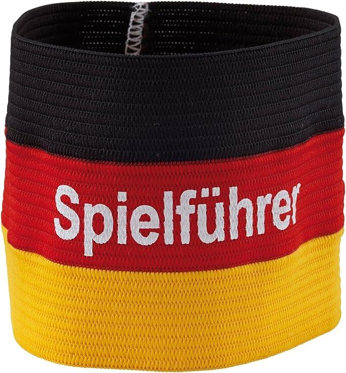 Derbystar - Brazalete de capitán de fútbol, texto en alemán ...