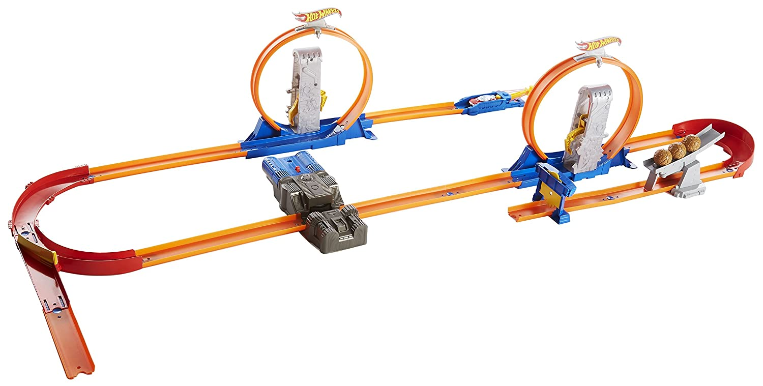 Circuito Hot Wheels : Buy hot wheels track builder multicolour online at low prices in