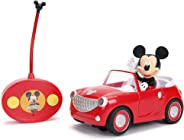 Jada Toys Disney Junior Mickey Mouse Clubhouse Roadster RC Car, 7