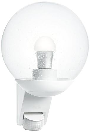 Steinel L 585 S 005917 - Sensor lámpara para el exterior con 180° detector de
