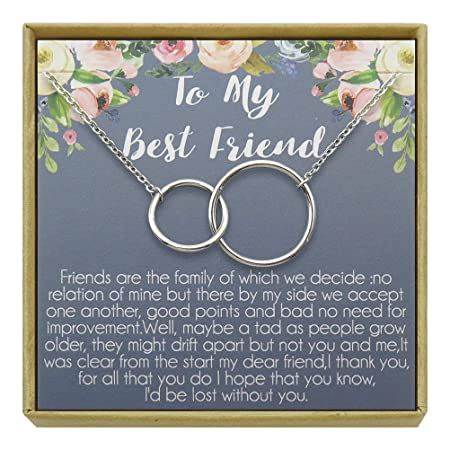 IDLAN Best Friend Necklace