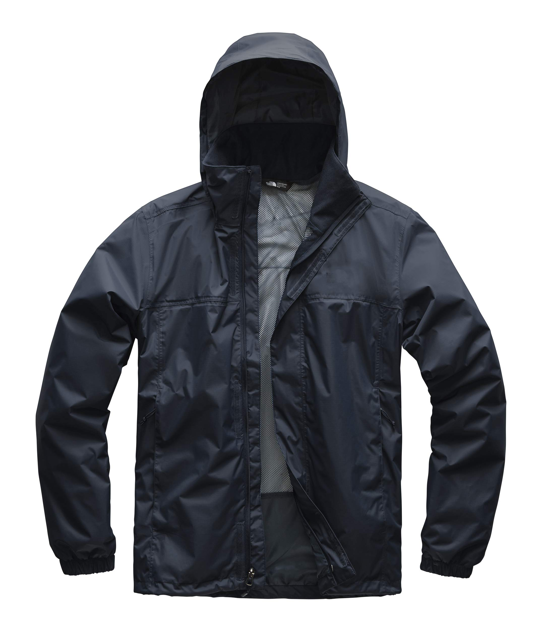 The North Face Men's Resolve Jacket, Urban Navy/Mid Grey, Large by The North Face