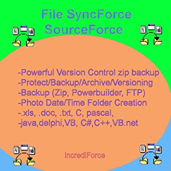 Amazon com: File SyncForce SourceForce (Version Control