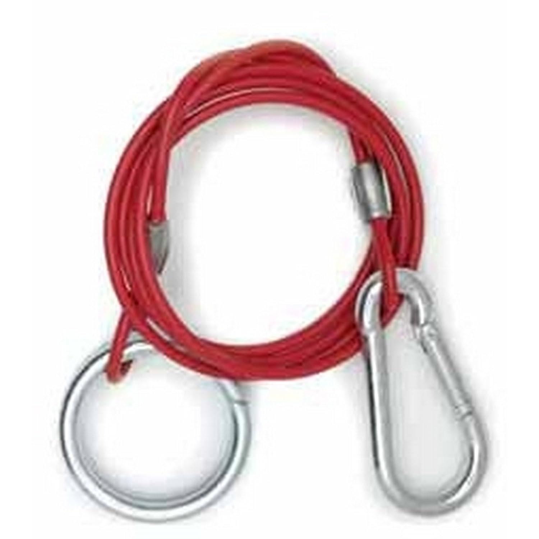 W4 Breakaway Cable With Split Ring (Caravans/Trailers) UTMD232_1