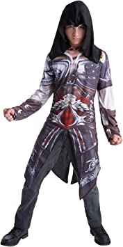 Generique - Disfraz Ezio AssassinS Creed Sublimation Adolescente ...