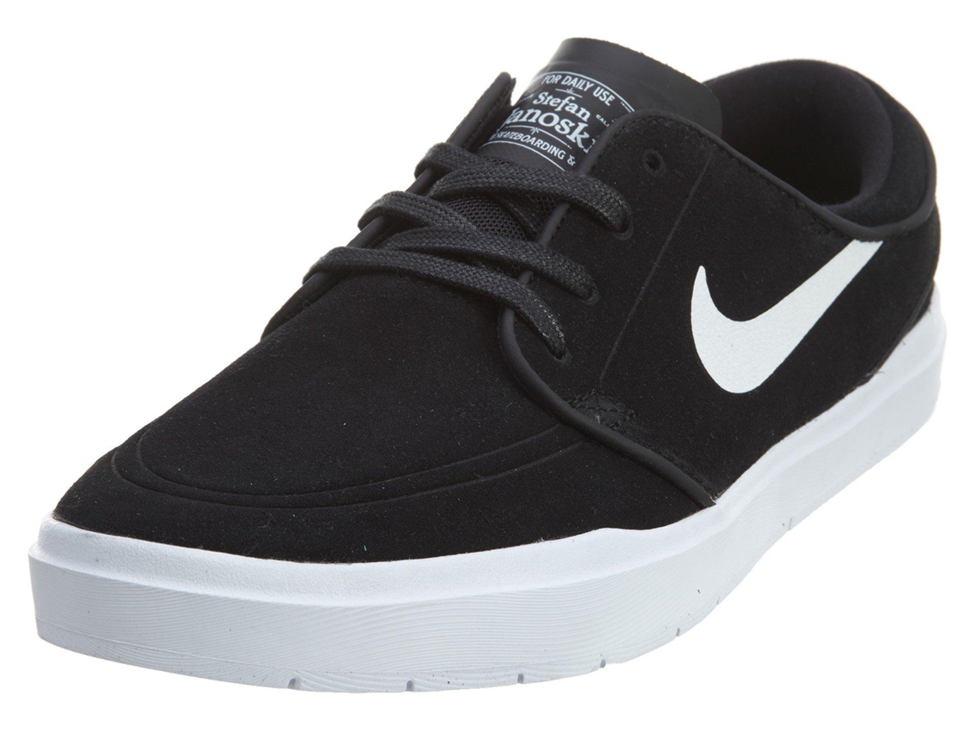 watch cd837 07ed9 ... ZOOM STEFAN JANOSKI MAX MID SZ 8 BLACK NEPTUNE GREEN WHITE 807507 003.   49.79. Men s Nike SB Hyperfeel Stefan Janoski Skateboarding Shoe Size 6  Black