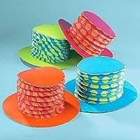 Fun Express Accordion Party Hats (2 Dozen)