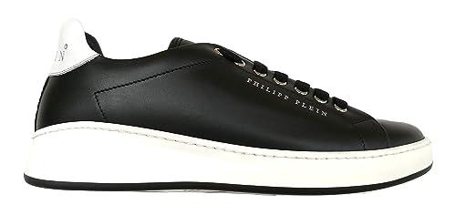 new arrival bcf55 0bd9a PHILIPP PLEIN Scarpe Uomo Sneakers A18SMSC1696PLE075N Nero ...