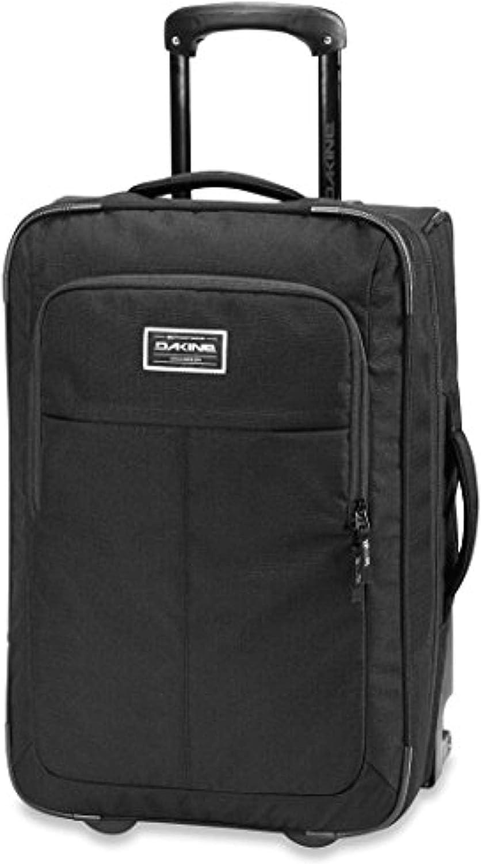 Dakine Unisex Carry On Roller 42L Black OS /& Knit Cap Bundle