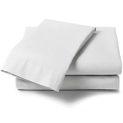 Extra Large Pillow Case Pair 22 X 31 White Pillowcases