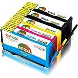 Gohepi 903XL Compatibile per Cartucce HP 903XL 903 HP OfficeJet 6950, HP OfficeJet Pro 6960 6970 - 2 Nero/Ciano/Magenta/Giallo Confezione da 5