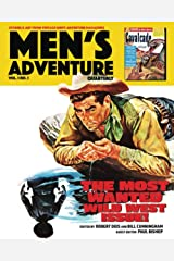 Men's Adventure Quarterly: Vol. 1 No. 1 Paperback