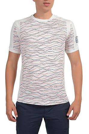 6196874dc Moncler Gamme Bleu Men's Multi-Color Crewneck T-Shirt