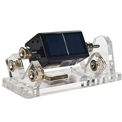 Sunnytech Solar Mendocino Motor Magnetic Levitating Educational Model No Propeller ST05