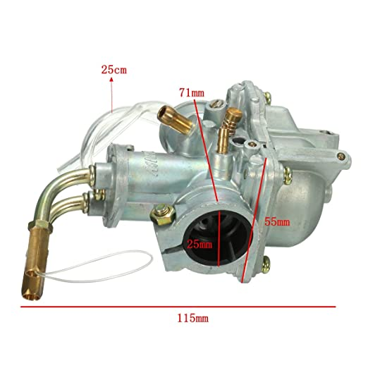 Carburador | Juego de carburador para motocicleta con caja ...