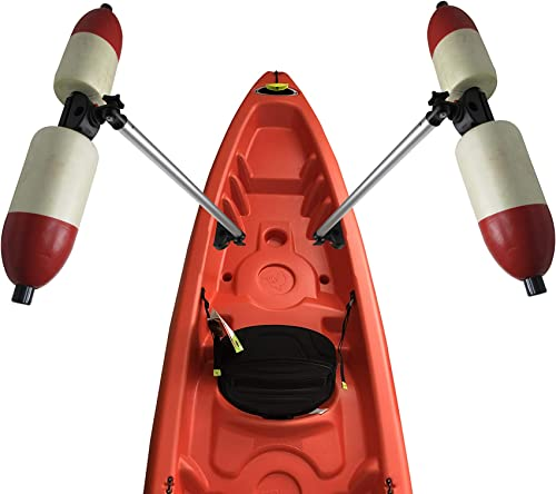 Boat Kayak Canoe PVC Outrigger Arms Stabilizer System [Pactrade Marine] Picture