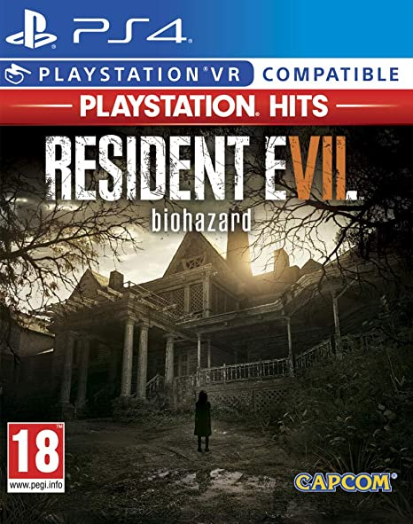 Resident Evil 7 PlayStation Hits [Importación francesa]: Amazon.es ...
